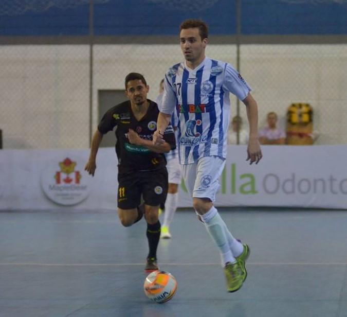 Ala Dieguinho será um dos atletas da ADC Ford Taubaté na Copa Paulista (foto Jonas Barbetta-Top10 Comunicação)