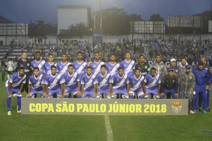 equipe juniores