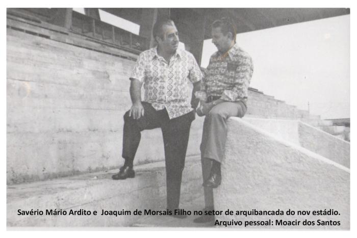 Savério Mário Ardito e Joaquim de Morais Filho 01