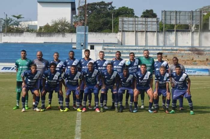 Equipe contra Santos em 12.09.2018