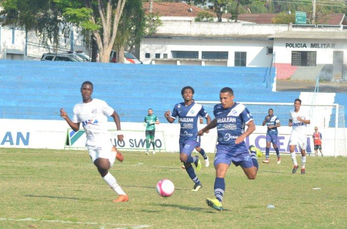 lance Tauabté e Santos ..
