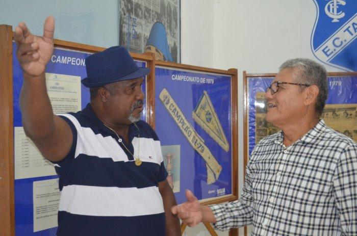 Antonio CArlos e Cleto