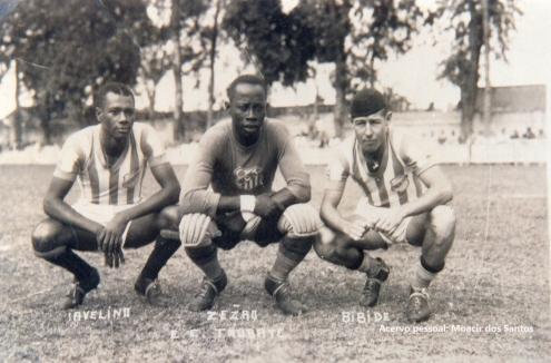 1947 Avelino, Zezão e Bibide.