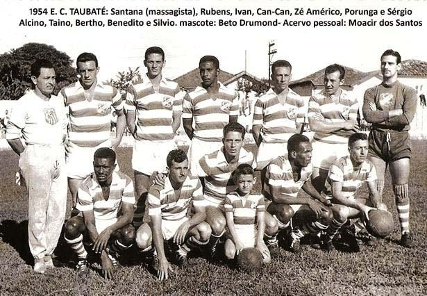 1954 - E. C. Taubaté
