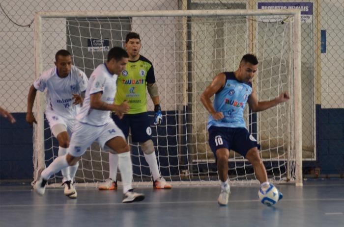 O ala Japa durante amistoso contra o Minas Tênis no ginásio da Vila Aparecida - foto Jonas Barbetta Top 10 Comunicação