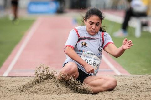 Jaqueline Oliveira - Salto em Distancia