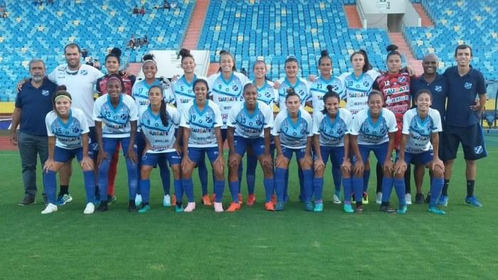 equipe em Goiania