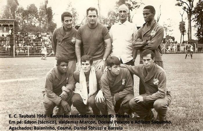 1968 foto Excursão pelo norte do Paraná