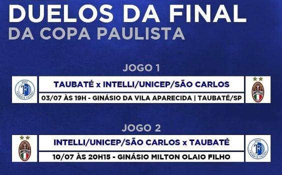 FINAL DA COPA PAULISTA