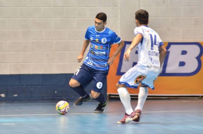 ala Lucas Vollet (foto) vai disputar a primeira Liga Paulista da carreira