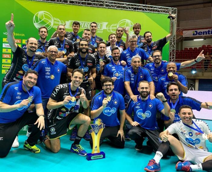 EMS Taubaté Funvic Campeão Supercopa (2)