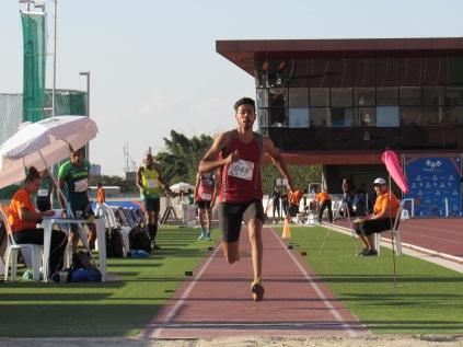 Kaian Silva - salto em distancia