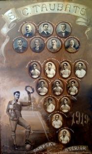 time campeão interior 1919