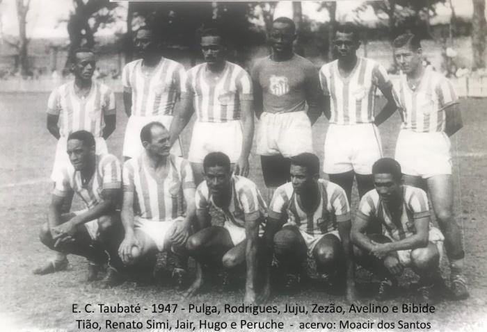 TIME DE 1947 COM RENATO SIMI