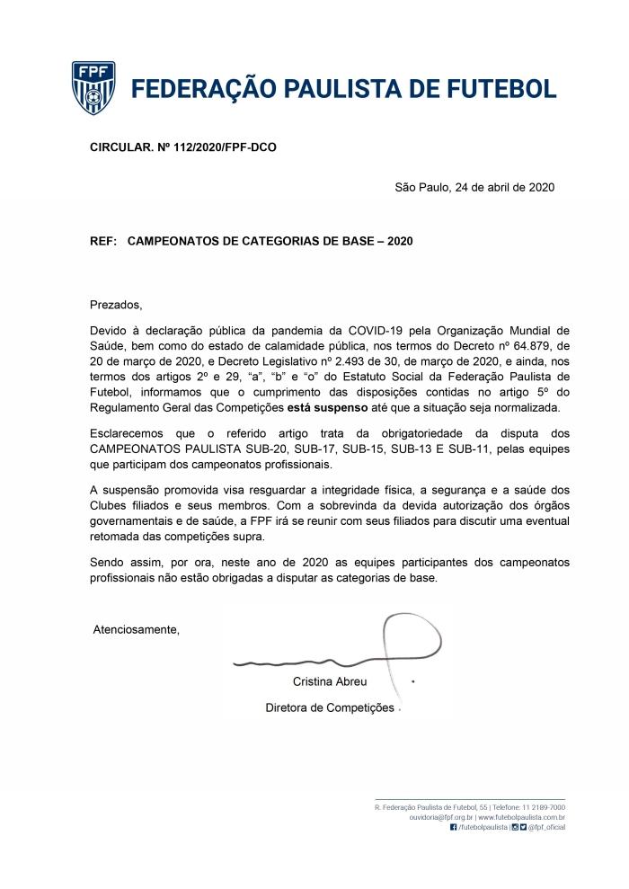Microsoft Word - CIRCULAR 0112-2020-DCO - CAMPEONATOS DE CATEGOR