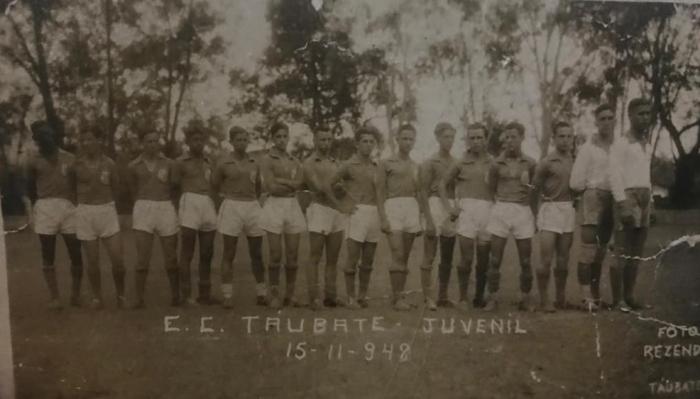 equipe de 1948...