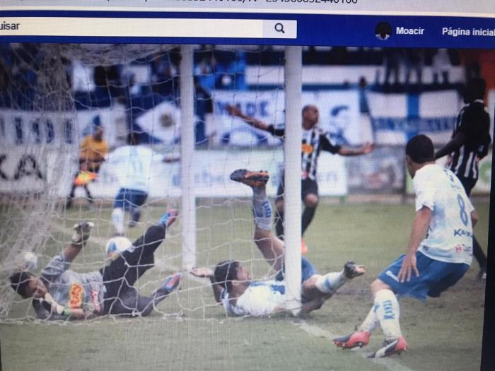 primeiro gol
