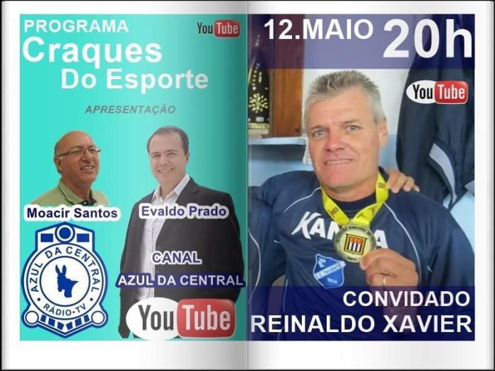 REINALDO XAVIER