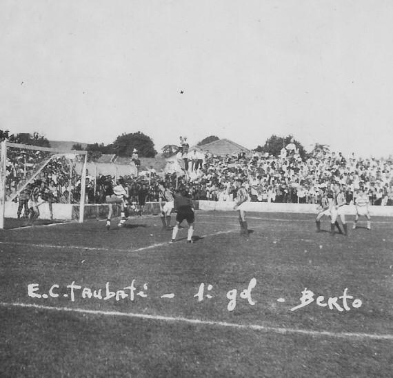 1º gol de Berto