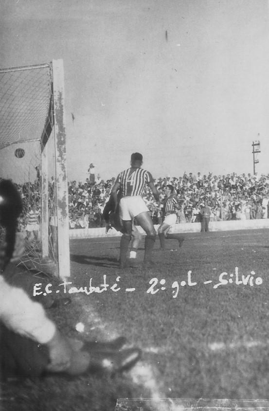 2º gol Sylvio