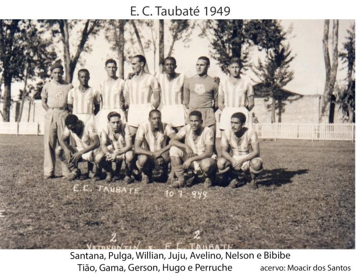 Equipe de 49 identificada