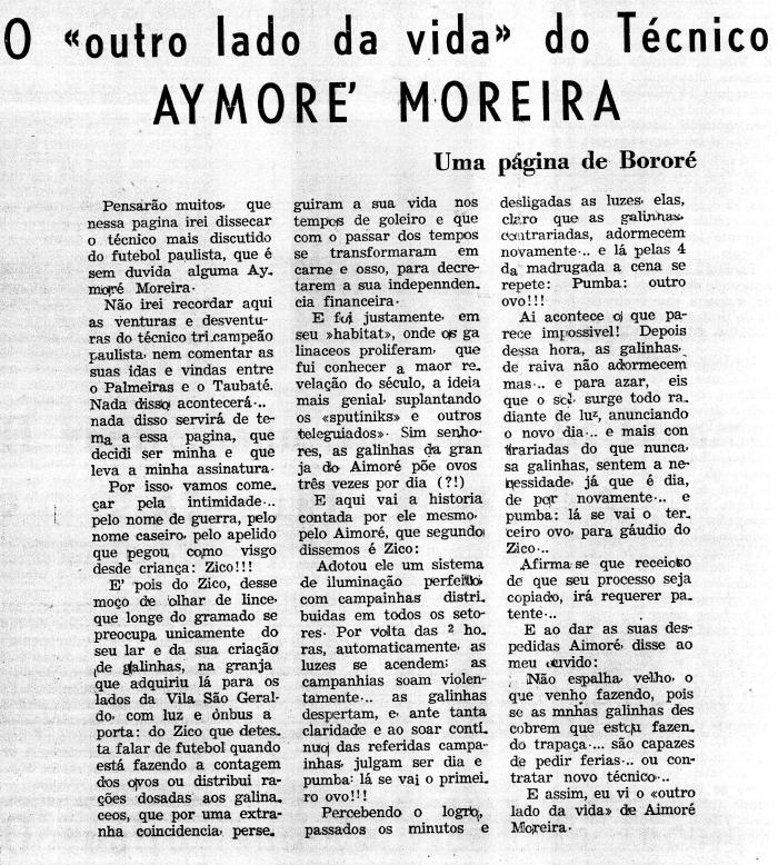 imOUTRO LADO DA VIDA DE AYMORE MOREIA